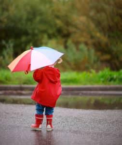 Mini Regenschirme