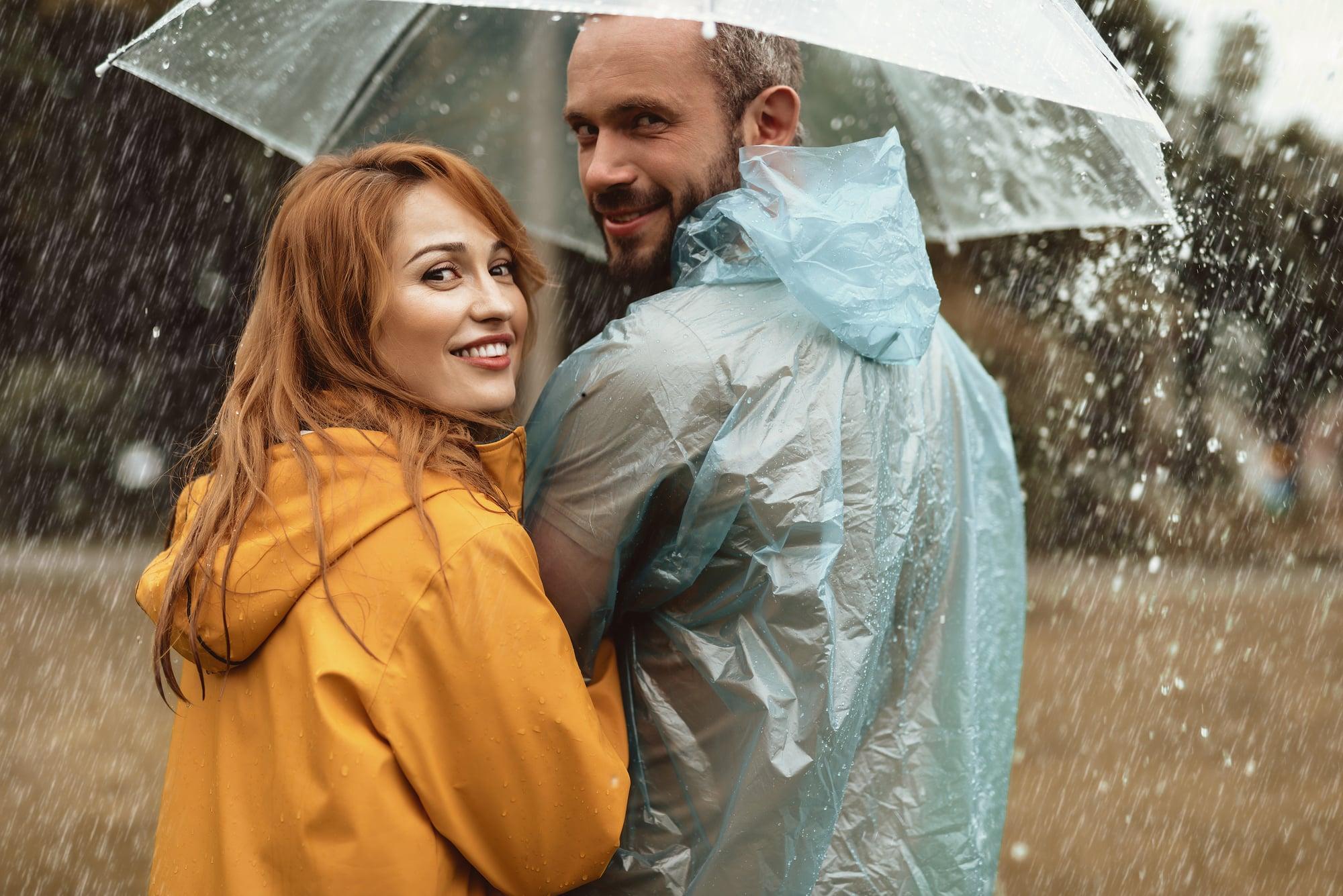 Partnerregenschirme
