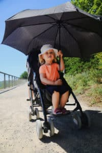 Regenschirmhalter